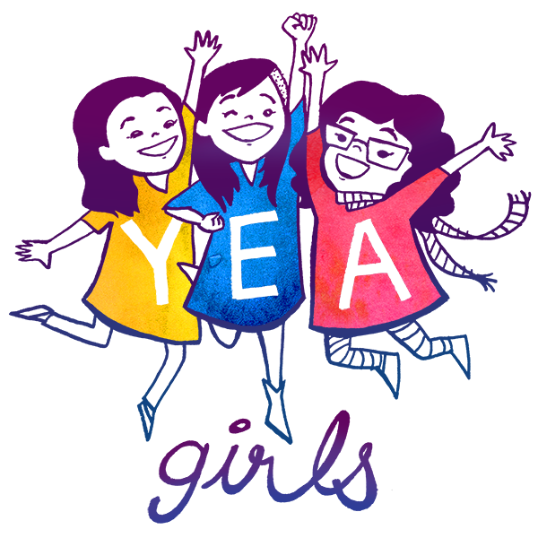 The YEA Girls Logo