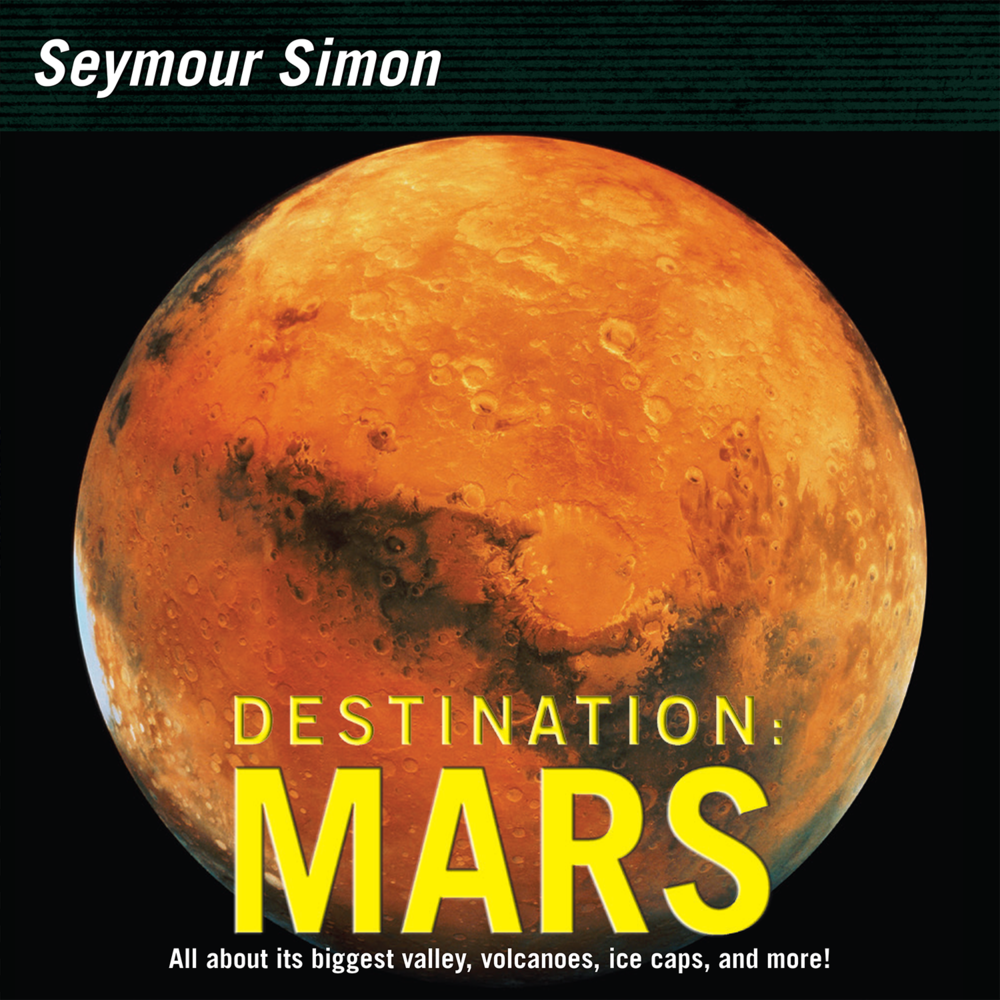 Destination: Mars cover
