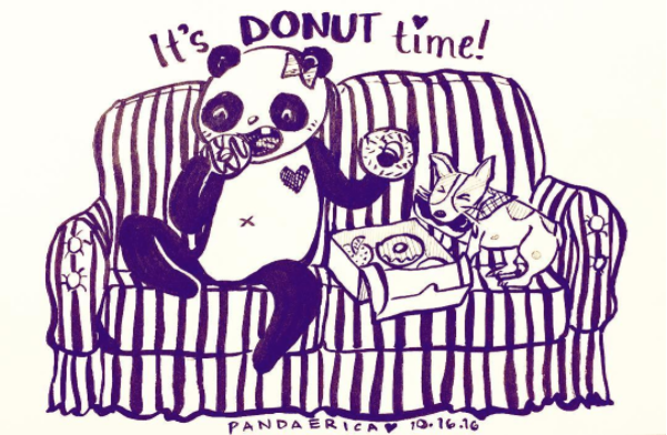 It's Donut Time!