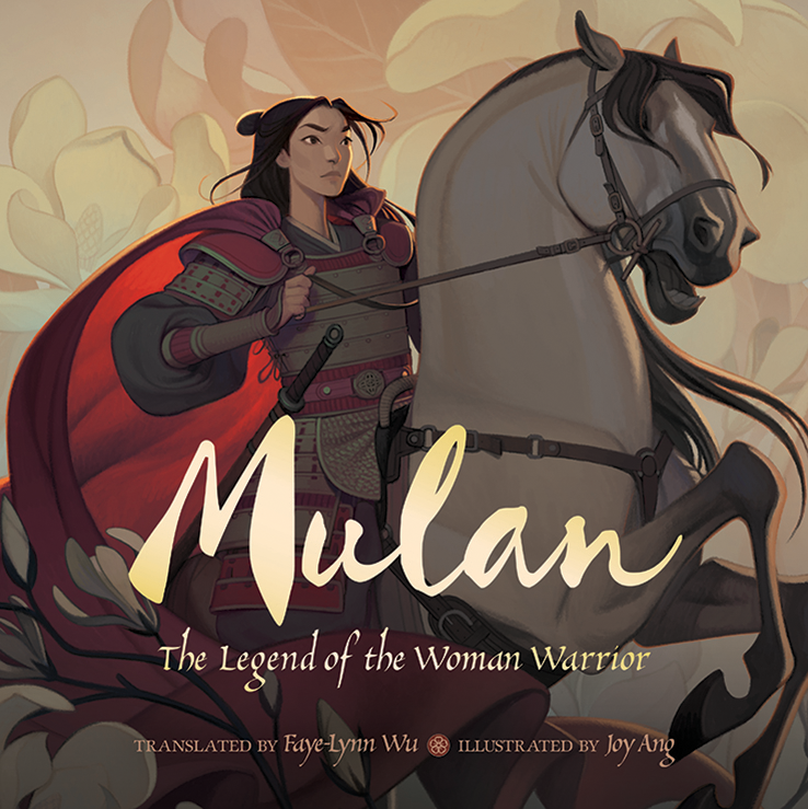 Mulan: The Legend of the Woman Warrior cover