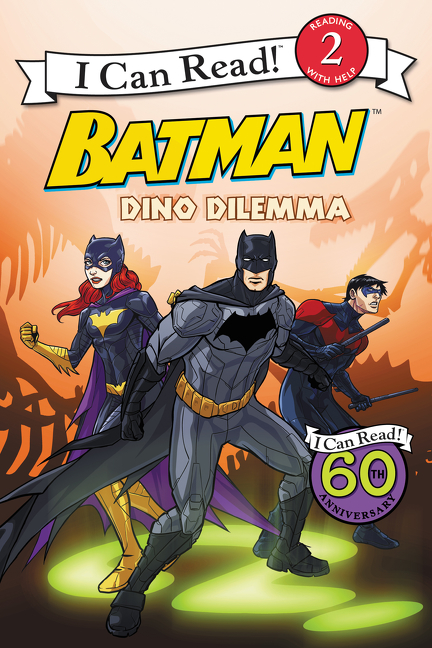 Dino Dilemma cover