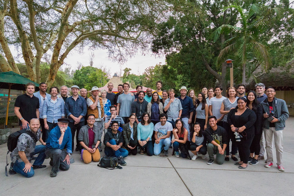 The Design Lab, UC San Diego Team (Thinking, Observing and Making)