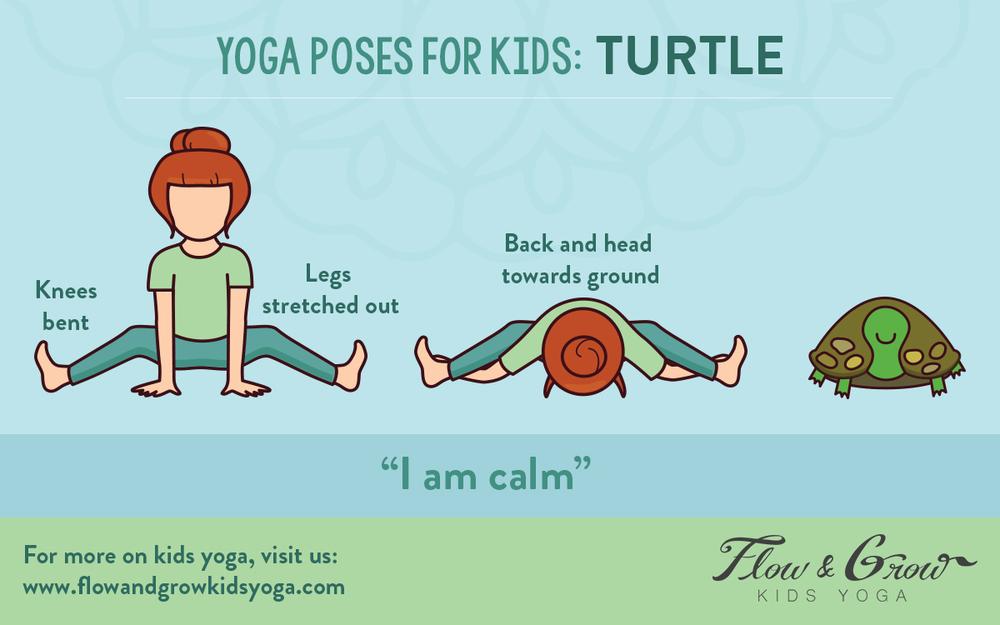 Turtle Pose
