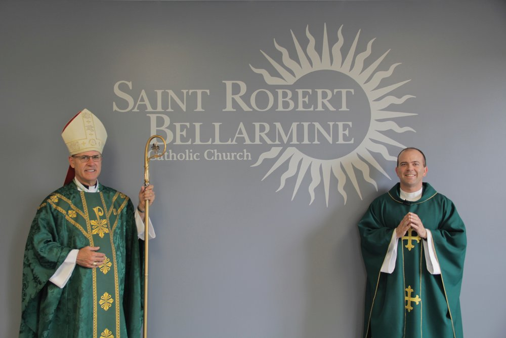 St. Robert Bellarmine - North Manchester, IN