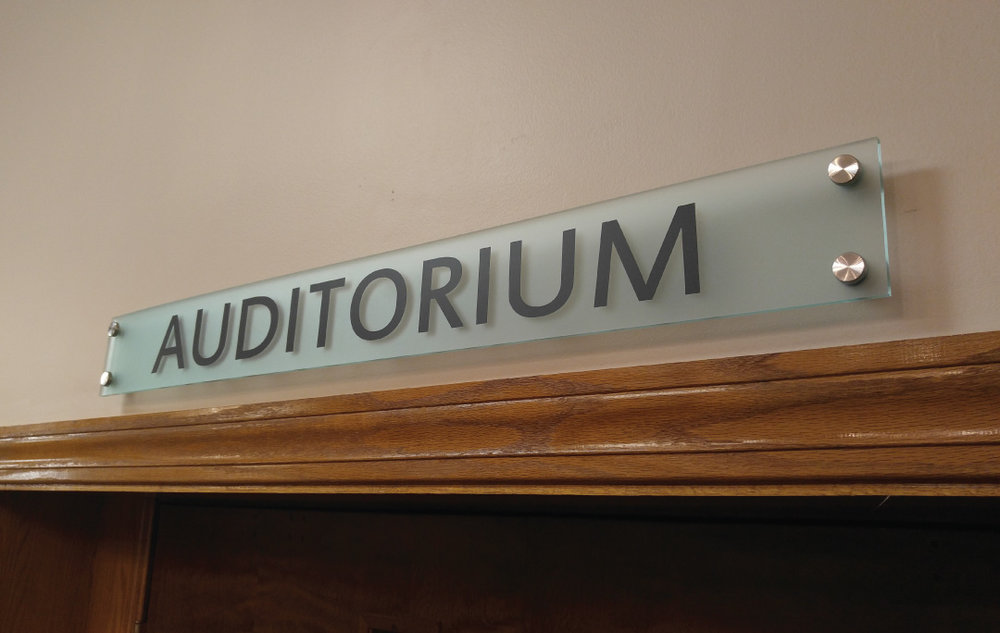 Big Picture Imagery Visual Group - Signage Company - Warsaw IN Indiana - Warsaw Wesleyan Church - Auditorium Standoff Sign.jpg
