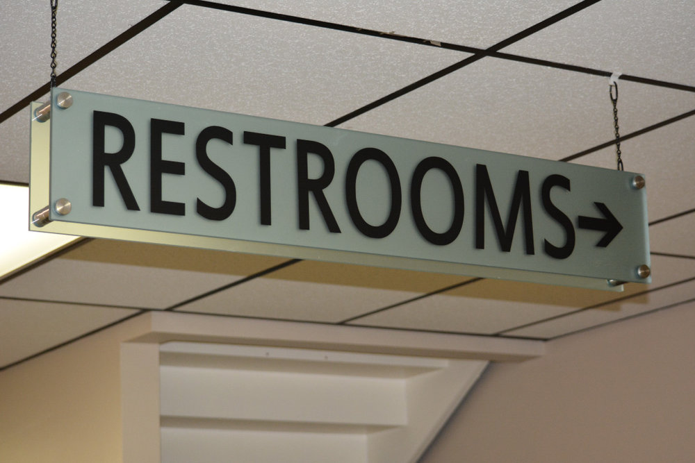 Big-Picture-Imagery-Visual-Group -Signage-Company-Warsaw-IN-Indiana---Warsaw-Wesleyan-Church---Restrooms-Standoff-Sign.JPG