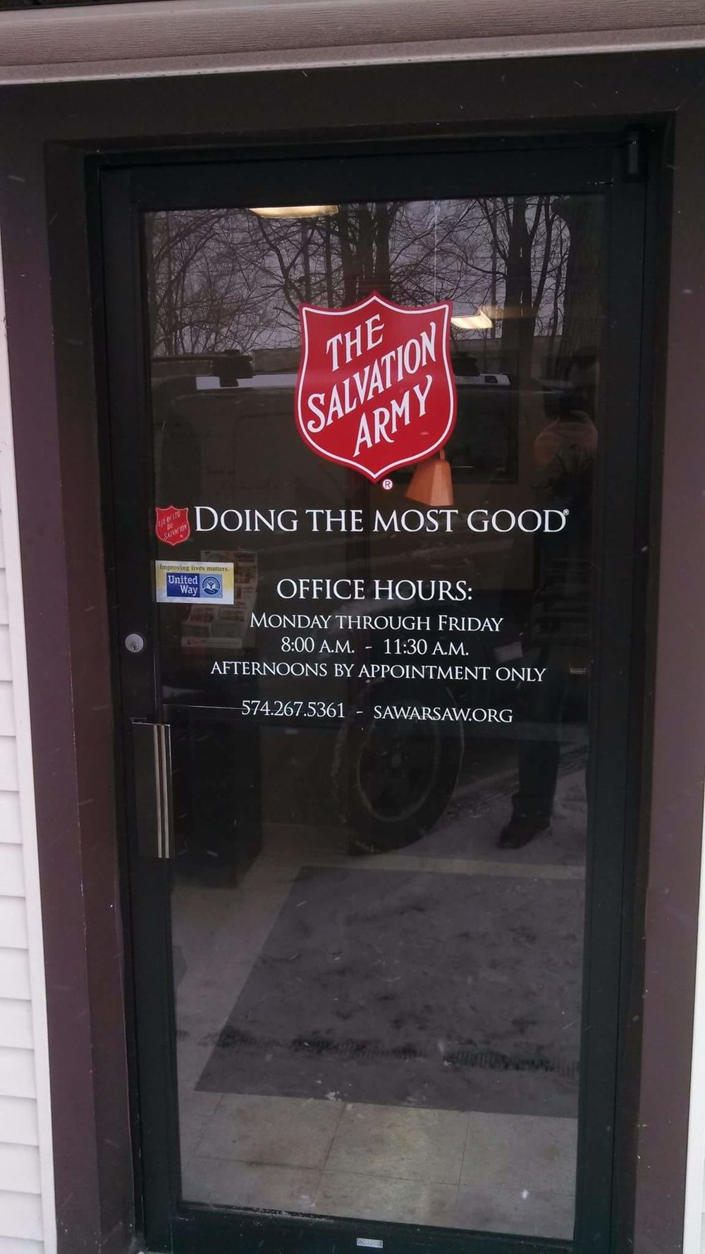 The Salvation Army - Warsaw, IN