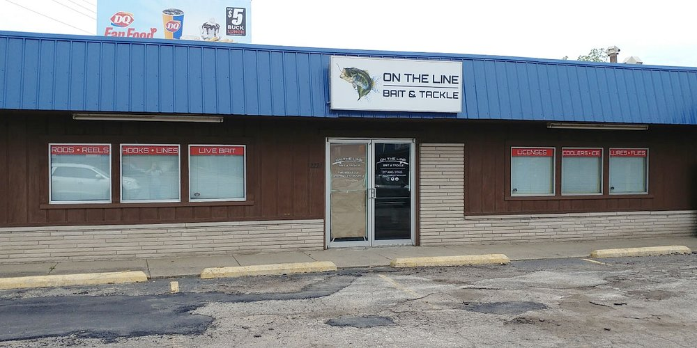 On The Line Bait & Tackle - Winona Lake, IN