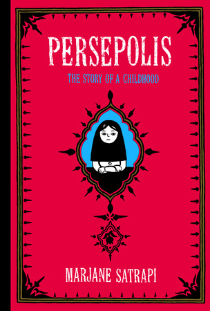 Persepolis by Marjane Satrapi || 4 out of 5 STARS