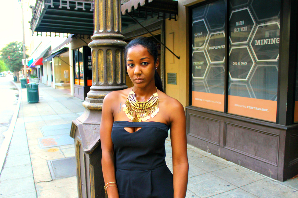 Tamar Necklace - Intuition.la