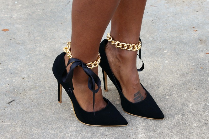 Untie Me Anklets