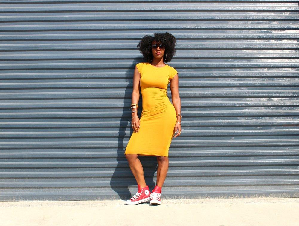 Natural Hair Fashion Bloggers