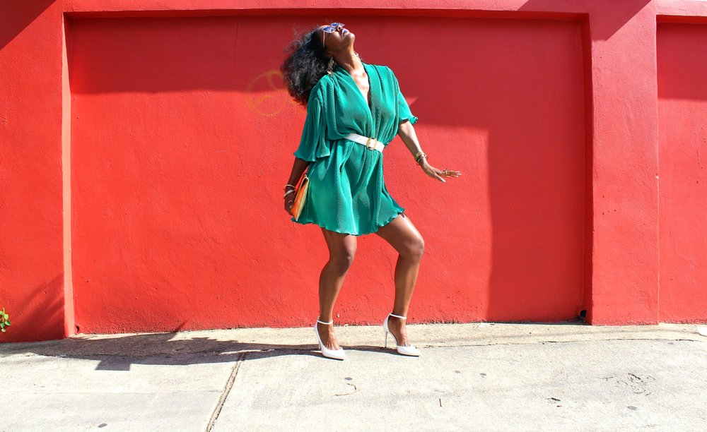 New Orleans Fashion and Natural Beauty Bloggers