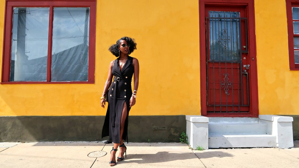 90's fashion looks on black bloggers