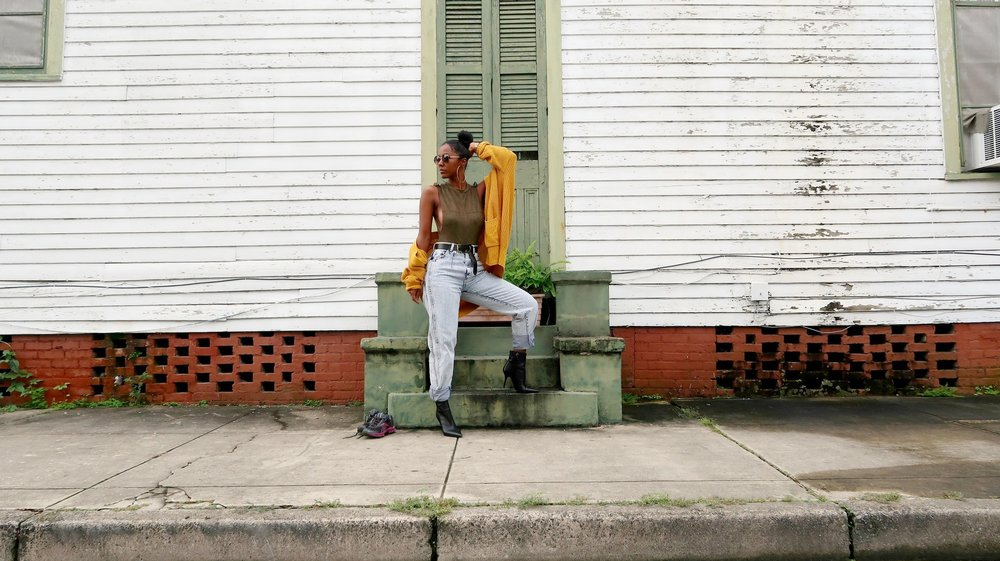 New Orleans Fashion Bloggers