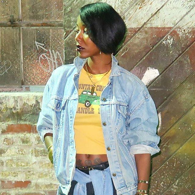 Profilin': : : : : Bomb haircut by @ashleerene_hair .... 😊😊