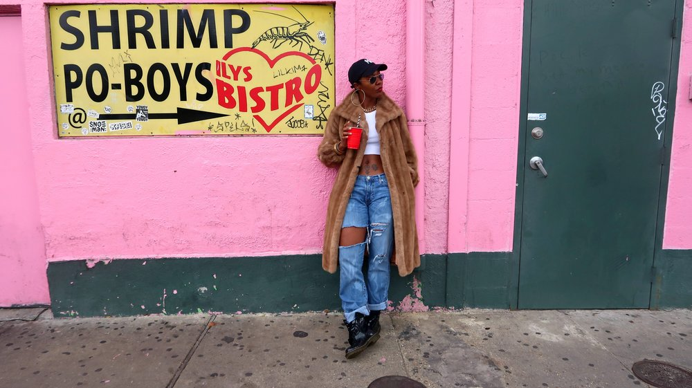 New Orleans' Stylist