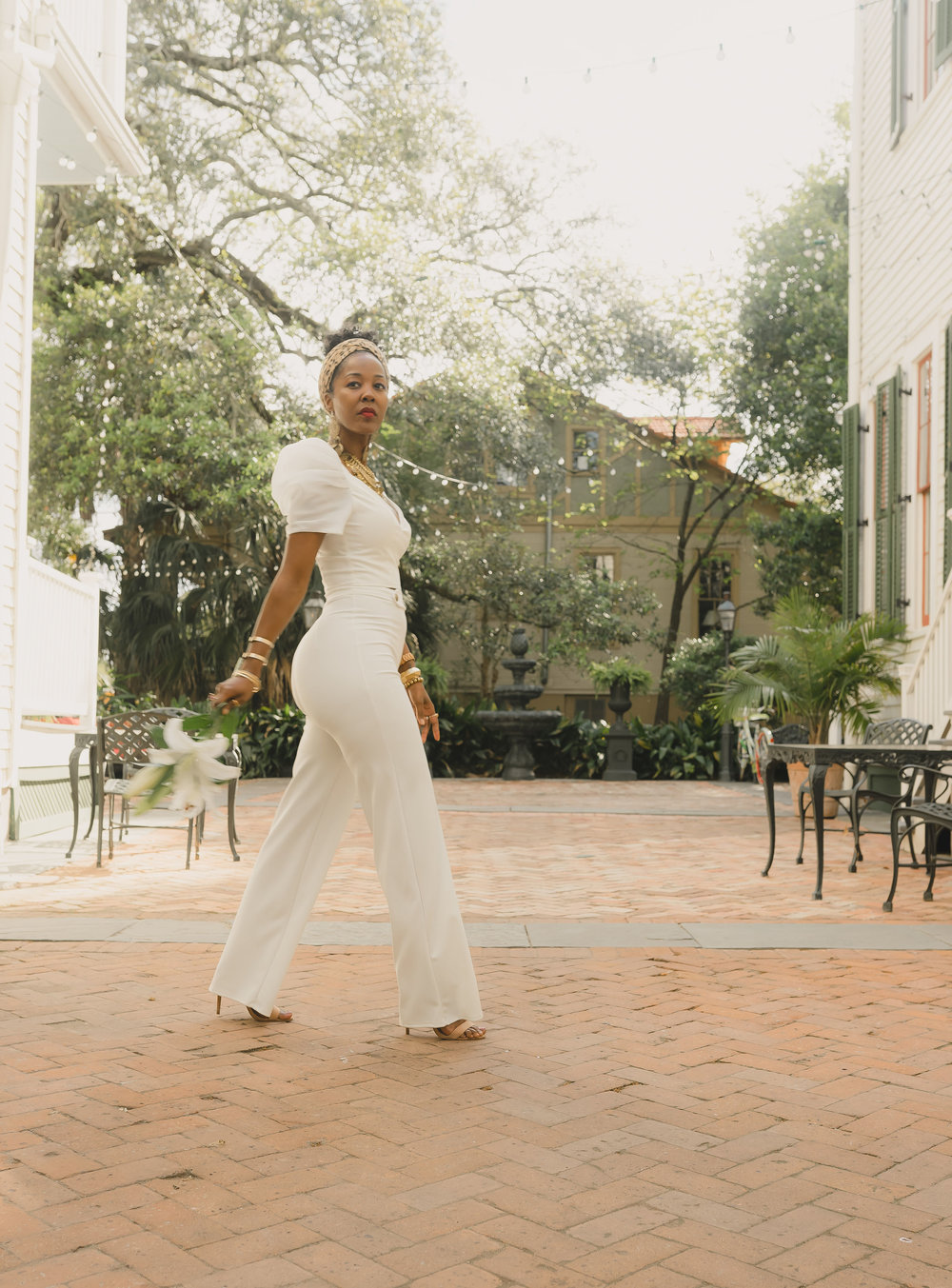 All White party looks and outfit ideas