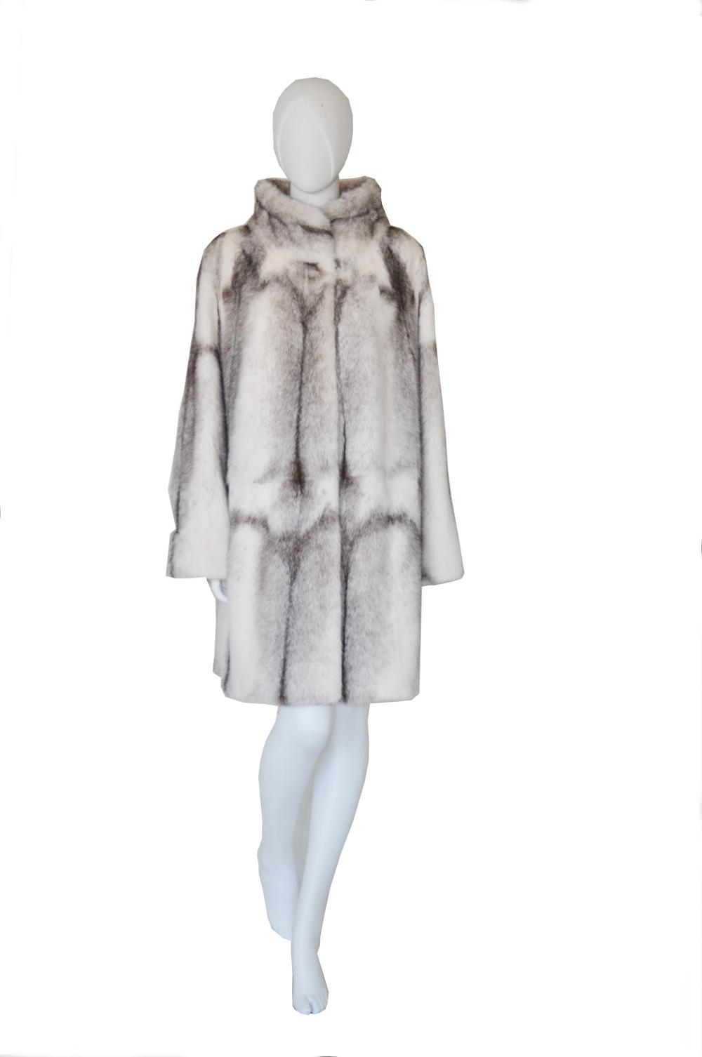 Mink stroller restyling remodeling Royal Fur Club