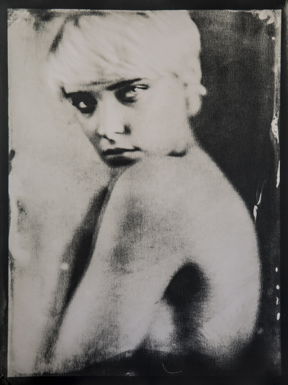 Camille - Lith print - edition of 6