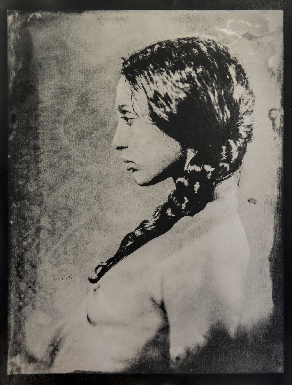 Nefer - Lith print - edition of 6