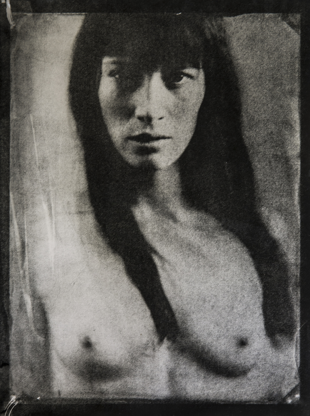 Oceane #1 - Lith print - edition of 6