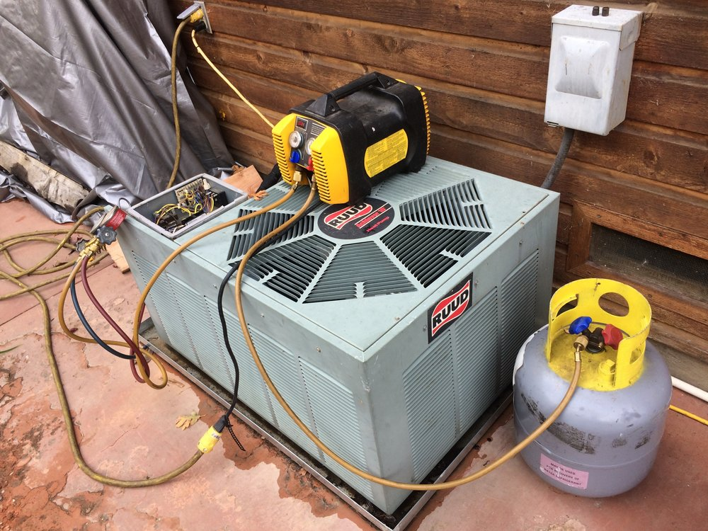 Upgrading Old Heat Pump with new VRV Heat Pump — Climate Mechanical