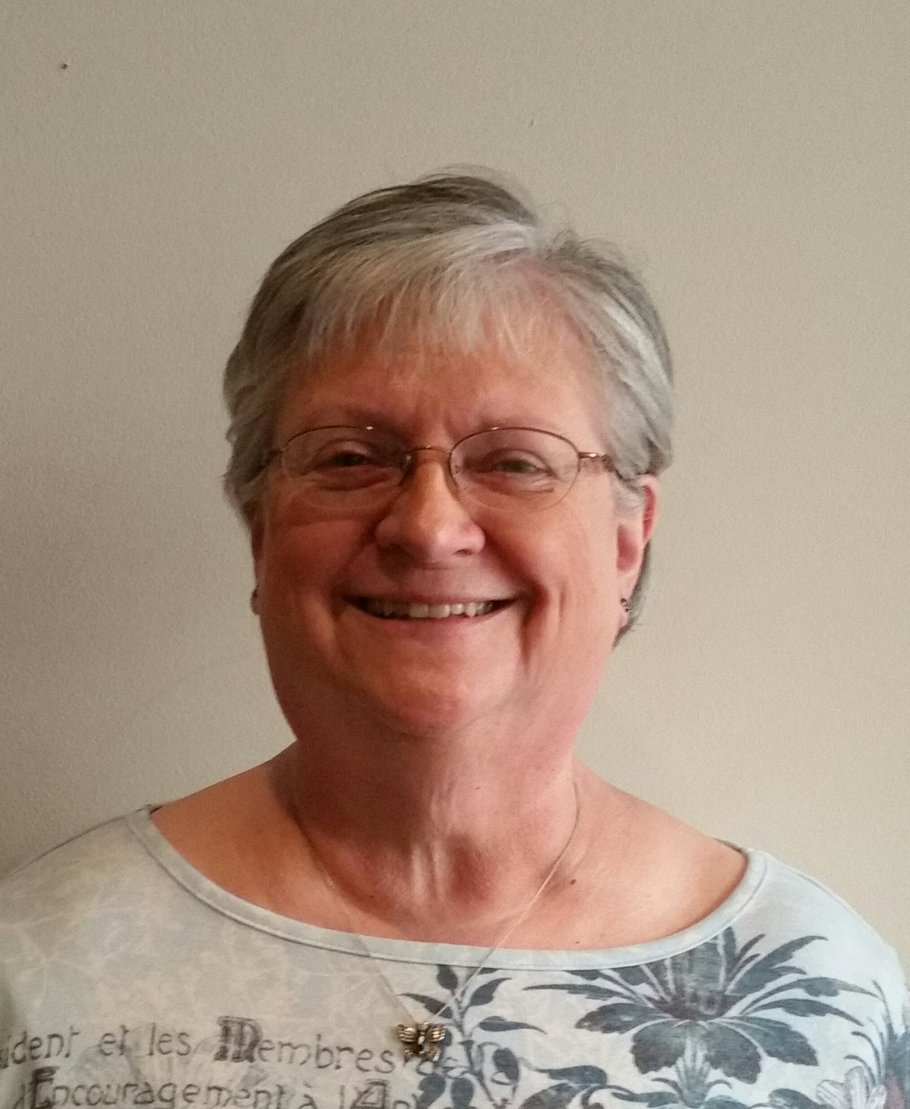Betty Hottinger, Administrative Assistant