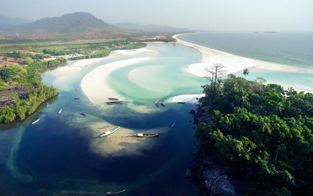 #2 River Beach, Sierra Leone