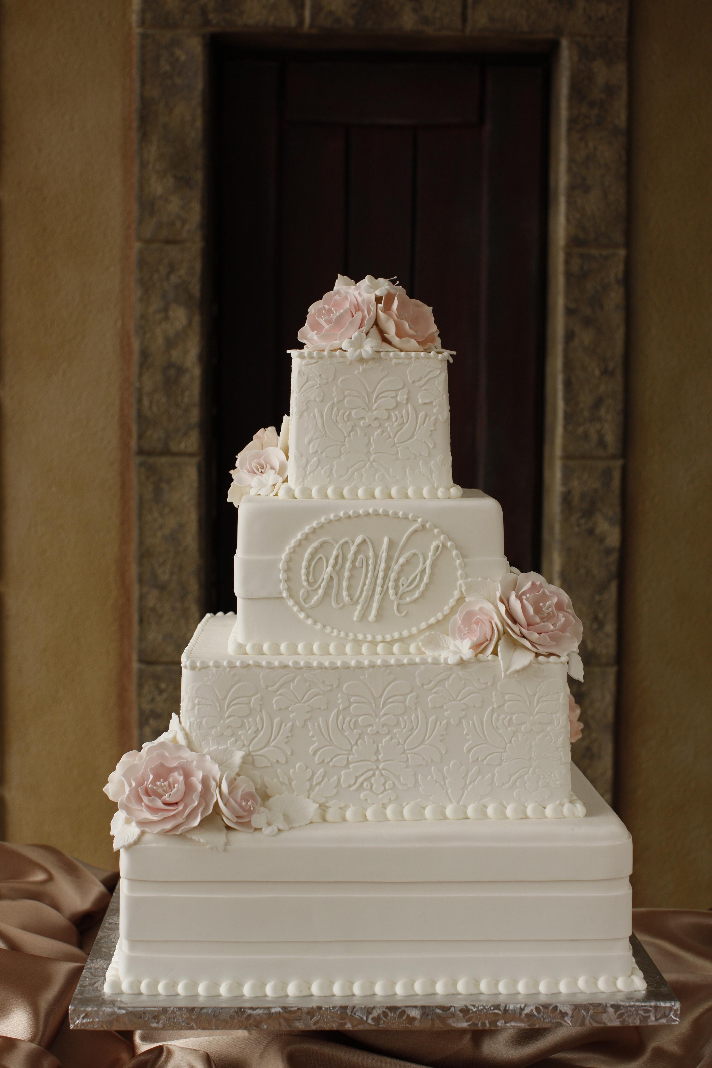 Cakesbycremedelacreme Seattle Wedding Cakes