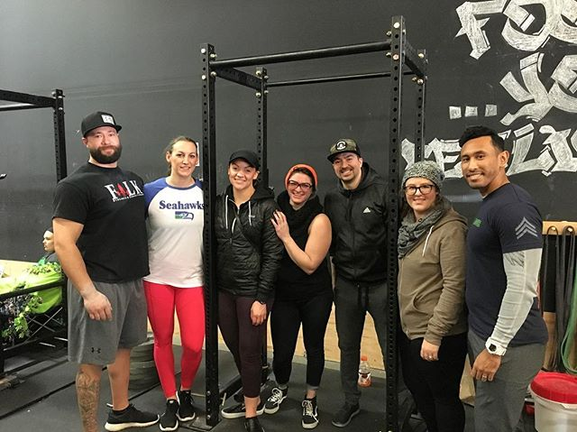 Group pic from today's meet. Super proud of @ldimak, @wheretheressmolke, and @dcapella for all nailing meet PR's in both lifts. Thank you @egostrengthandperformance for hosting yet another fun and flawless meet. @crossfitdeliverance #powerlifting