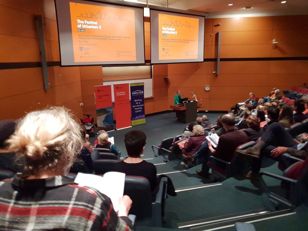 Sydney University venue