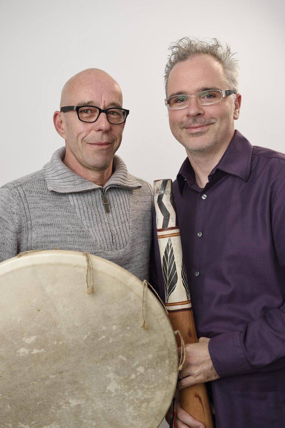 Matthias Müller & Max Schweizer