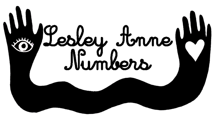 Lesley Anne Numbers
