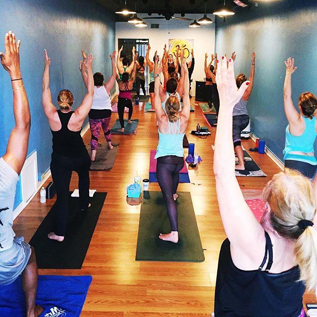 Why do you yoga? We want to know! Comment below. #LoveAYO #AYO #AYOyogi . . . . #yogaeverydamnday #yogafun #yogafit #yogainspiration #yogainspo #asana #mindbodysoul #savasana #yogafam #yogadaily #yogapractice #breathe #pghpoweryoga #poweryoga #pittsburgh #yogisofinstagram #goodvibesonly #lovelovelove #yogalove #yogavibes #yogaforeverybody #yogaart #yogafun #yogafamily #yogaluv