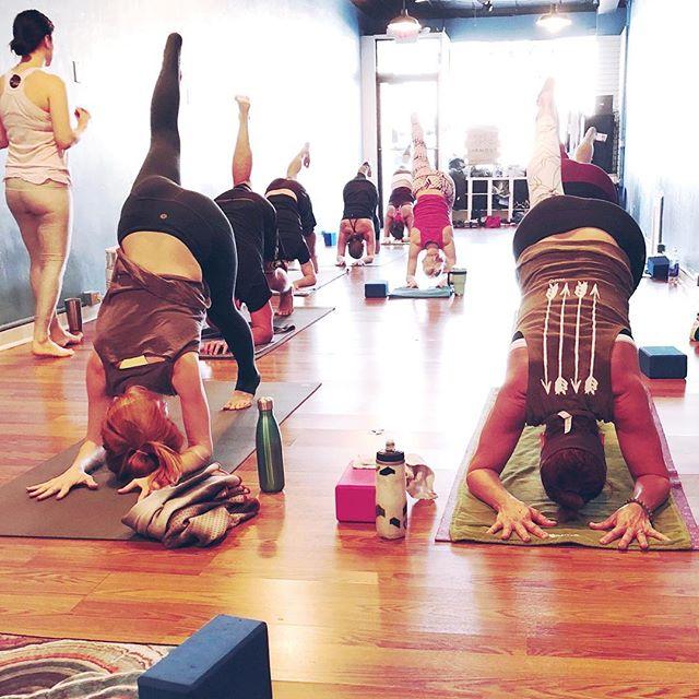 Happy Tuesday yogis! 💙🙏💕 #ayo #oakmont