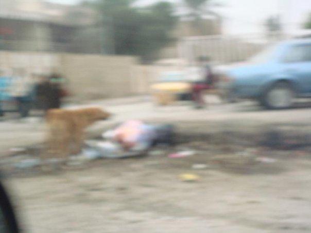 Saif AlSaegh - Baghdad, 2009 (Digital)
