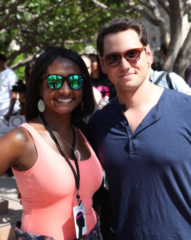 KingstontoLA's @kalilovem with Matthew McGorry