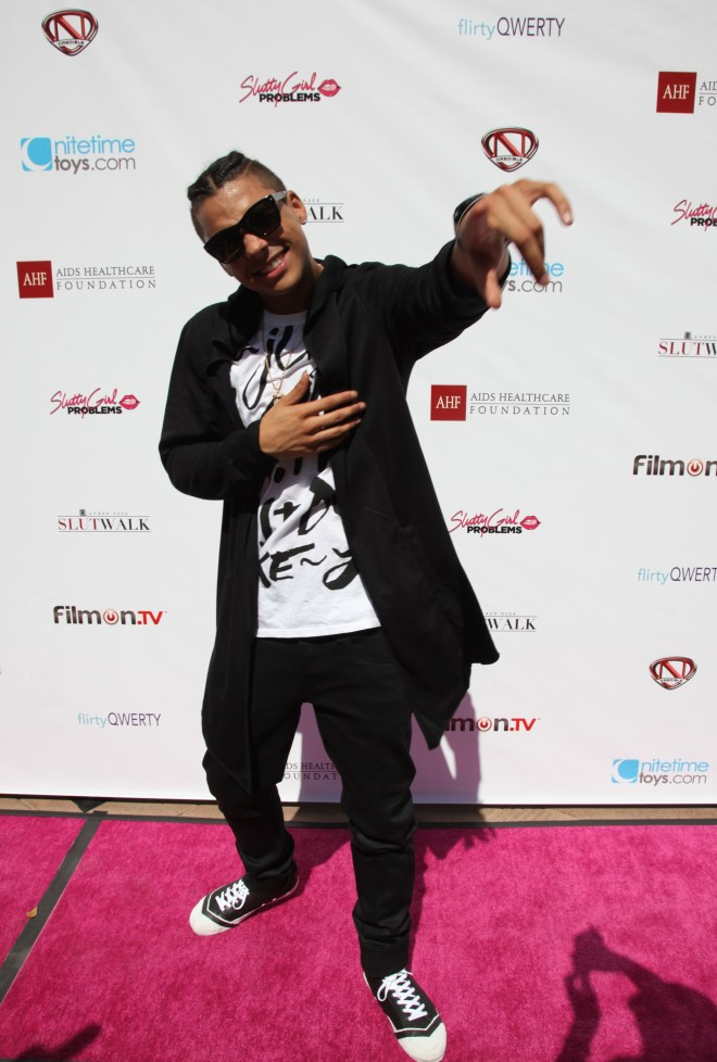 Socialite, DJ and actor Qunicy came out in full support of his friend Amber Rose.