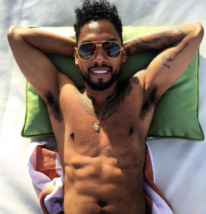 Follow @miguel on Instagram