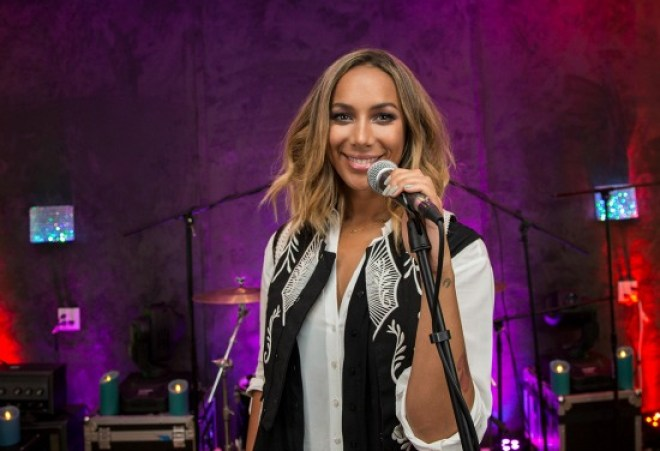 Leona Lewis at BNV.