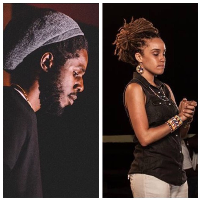 "Chronixx and Kelissa were both featured in the piece. Both are a major part of Jamaica's ""Reggae Revival"" family."