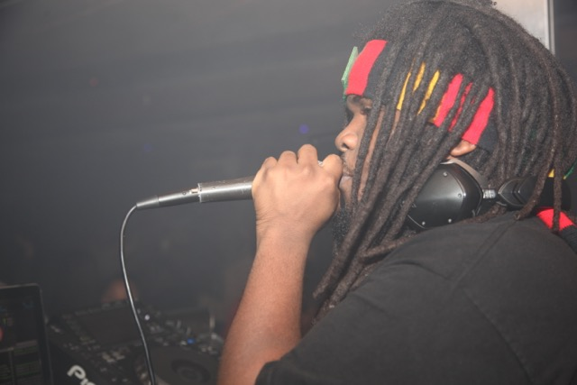 DJ Crooks is a staple on the reggae-dancehall scene in Los Angeles, CA. In-between playing sought after sets in Hollywood, Crooks finds time to work as a music producer.