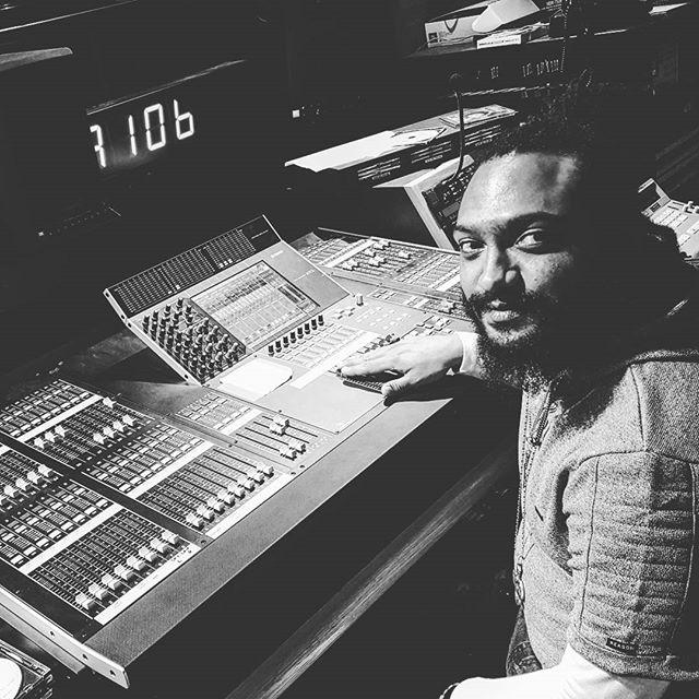 Follow Jamaican musician Makonnen Blake Hannah @spaceagerasta