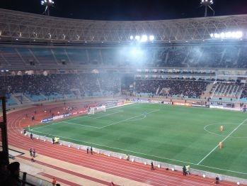 Tunisia's Netherlands Stadium