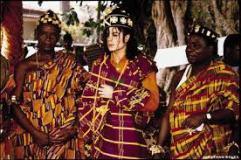 MJ in Ghana