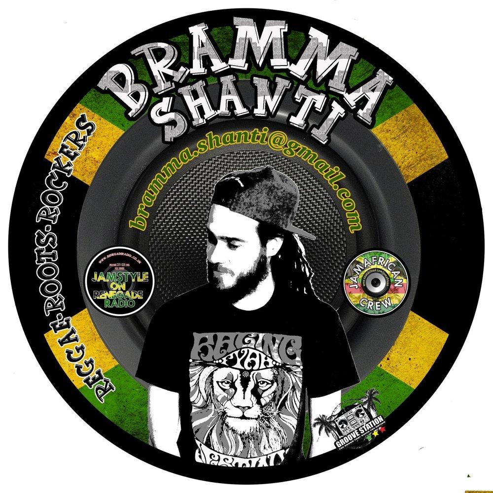 Follow Bramma Shanti on Instagram @BrammaShanti.