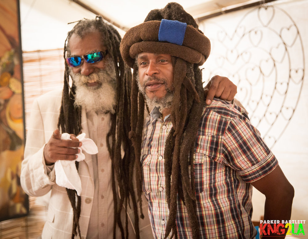 "Don Carlos and David ""Dread"" Hinds"