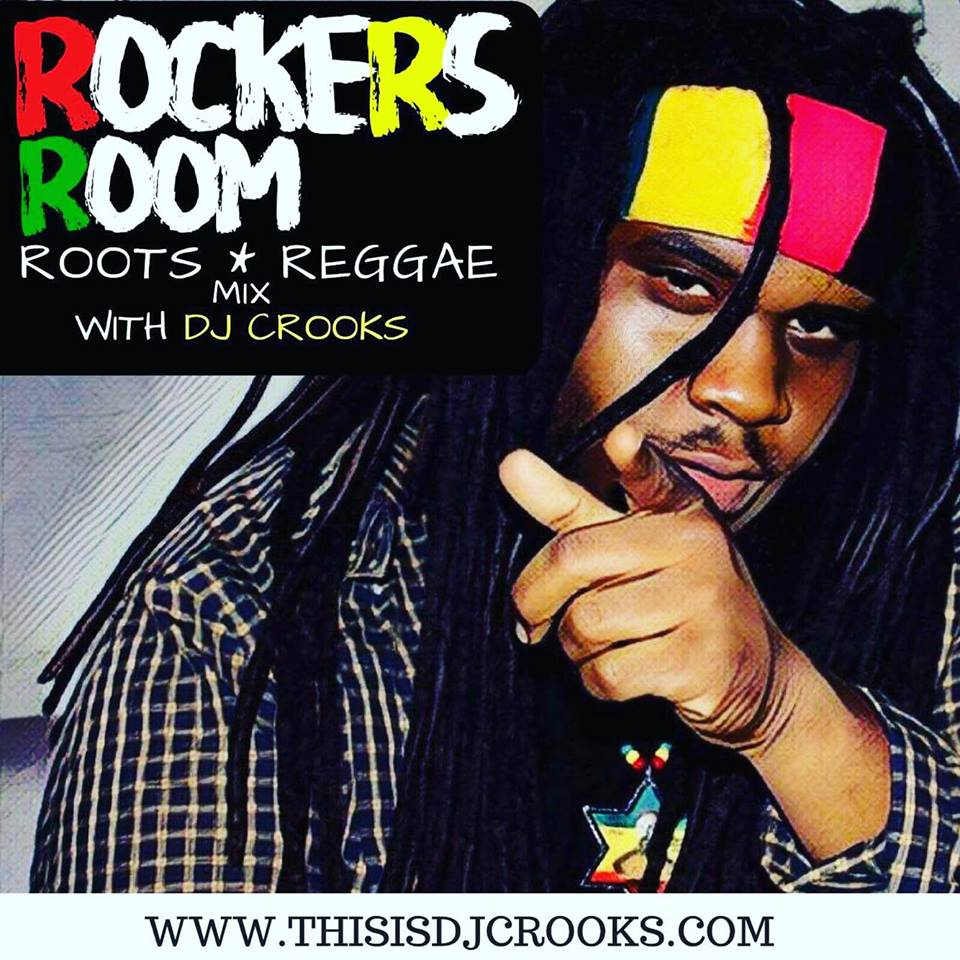 Follow DJ Crooks on Instagram @TherealDJCrooks