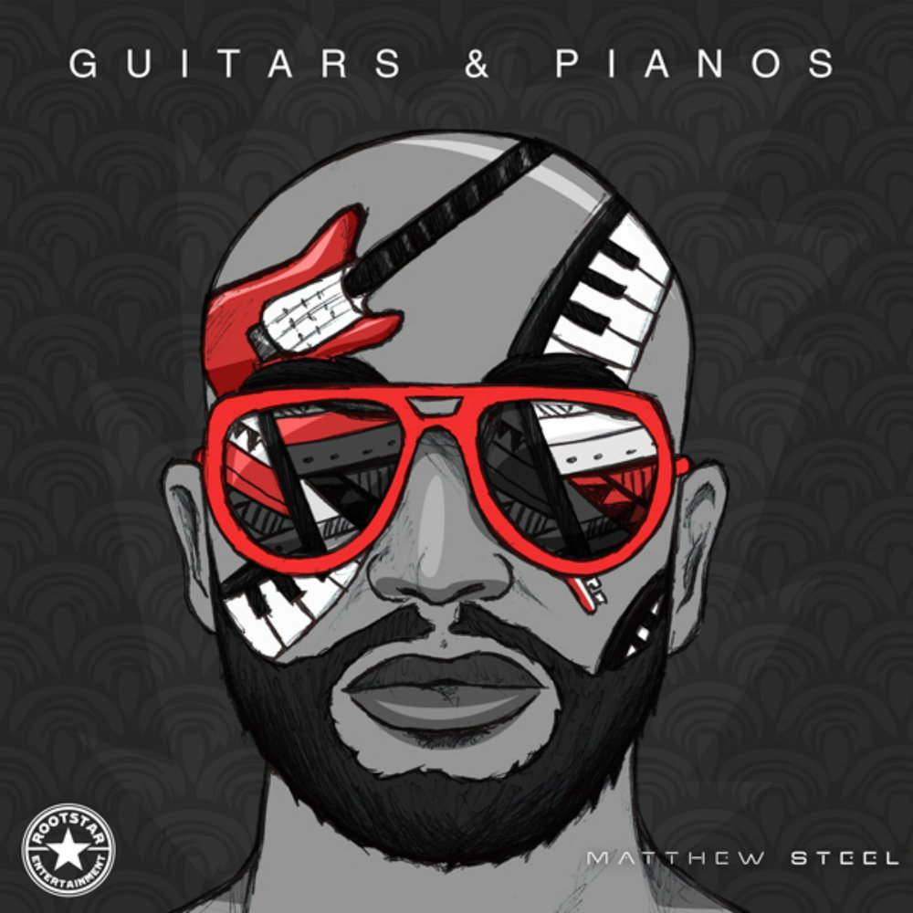 """Guitars and Pianos"" is the newest release from Matthew Steel 